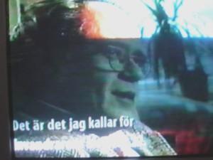 Kanal 3 intervju 1996