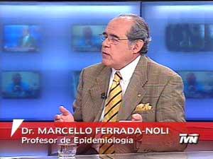 Television Nacionl de Chile 24-4-03