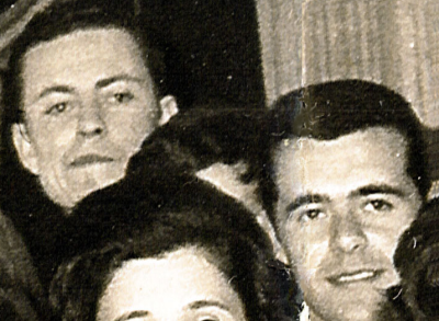 Bautista Van Schowen & Marcello Ferrada-Noli 1965