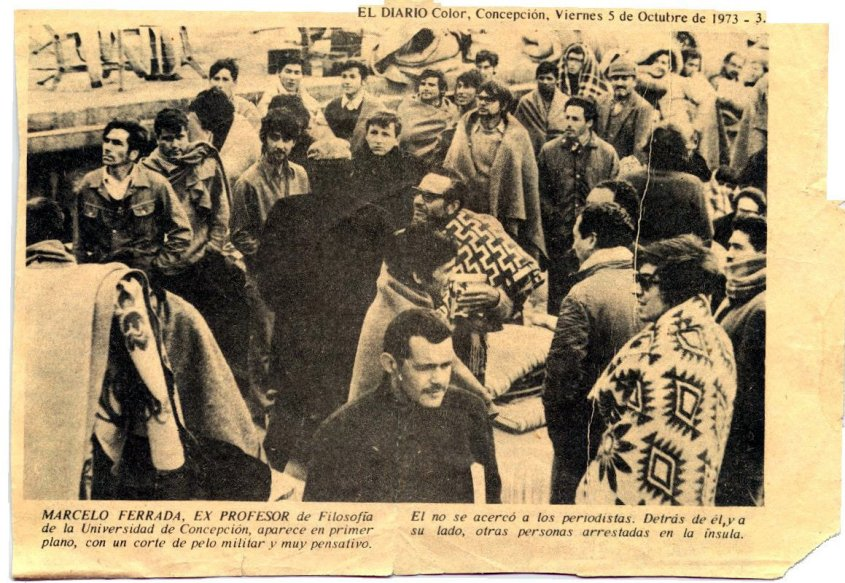 Ferrada de Noli prisoner in Quriquina Island-1
