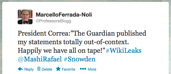 profeblogg on R Correa tweet