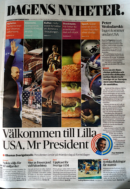 DN frontpage 4 Sept 2013 s
