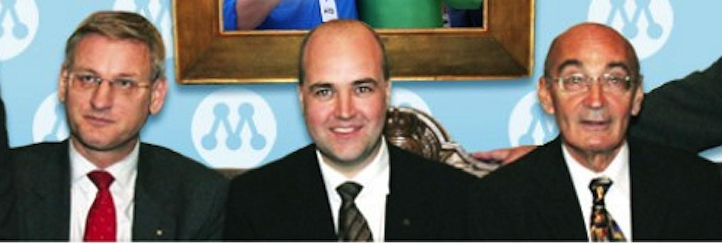 Amnesty kritiserar reinfeldt