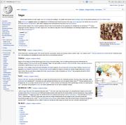 Wikipedia art. 'Neger'