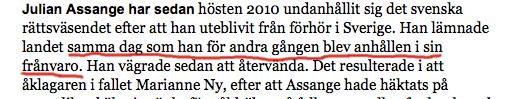 EMF in SvD Brännpunkt 5 Feb 2014