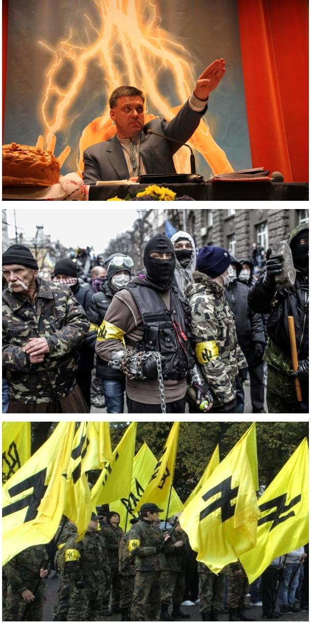 #Ukraine Neo-Nazis