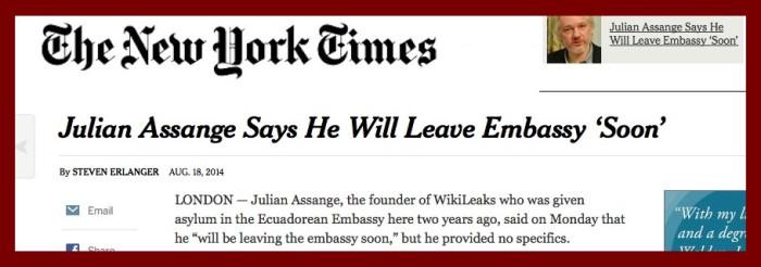 nyt on assange