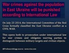Prof Ferrada de Noli on Twitter. War-crimes-to-be-punished