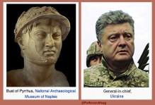 Two pyrrhic generals