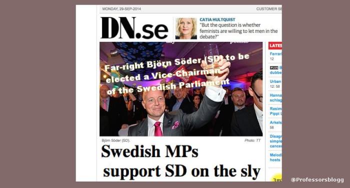 Björn Söder elected2