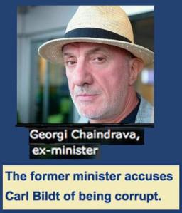 former georgia minist