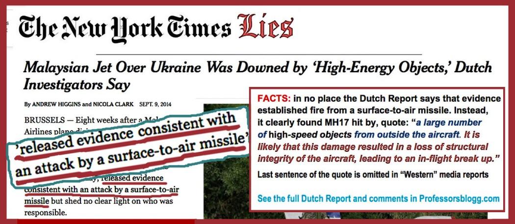 NYT Lies . . .
