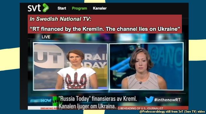 svt pro-Ukraine campaign