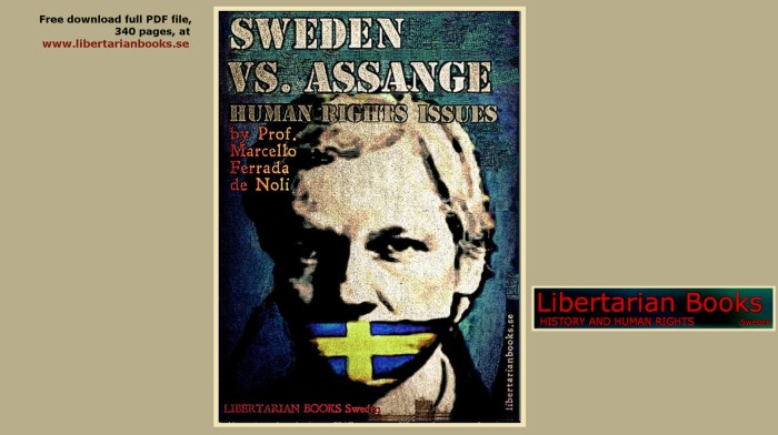 book assange free download