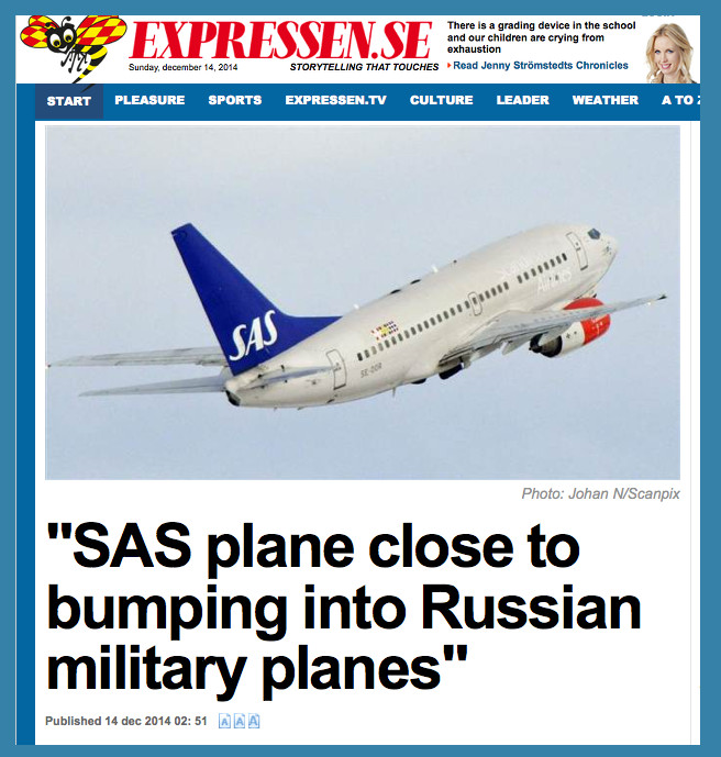 expressen -sas pln