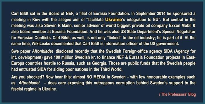 bildt aftonbladet ukraine oli com SIDA
