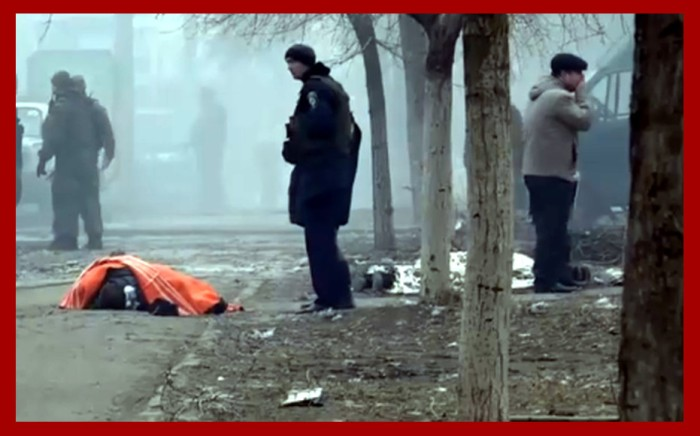 civil victims in mariupol
