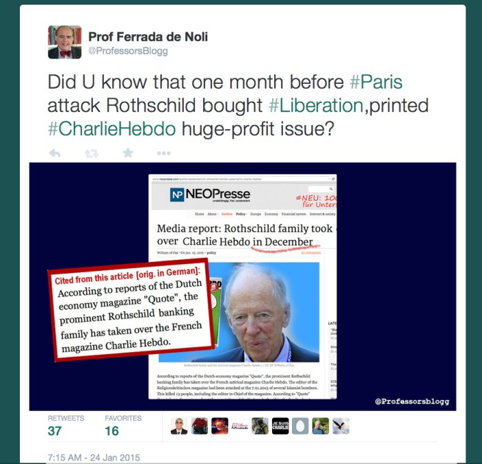 rothschild - Prof Ferrada de Noli on Twitter
