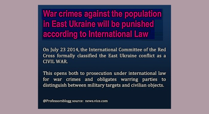 war crimes in ukraine