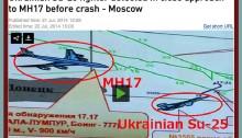 su-25 near MH17