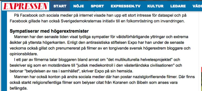 expressen on school-killer