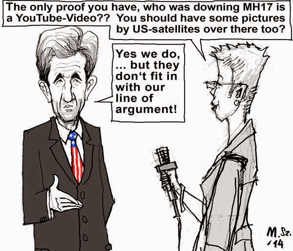 Kerry on MH17 no satellite pics