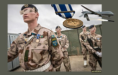 medals for drones