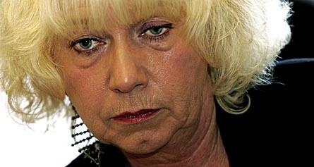 Professor Eva Lundgren som frias men ändå får skarp kritik.